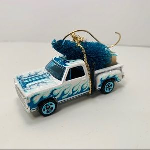 Christmas Ornament Dodge Lil Express Truck Tree